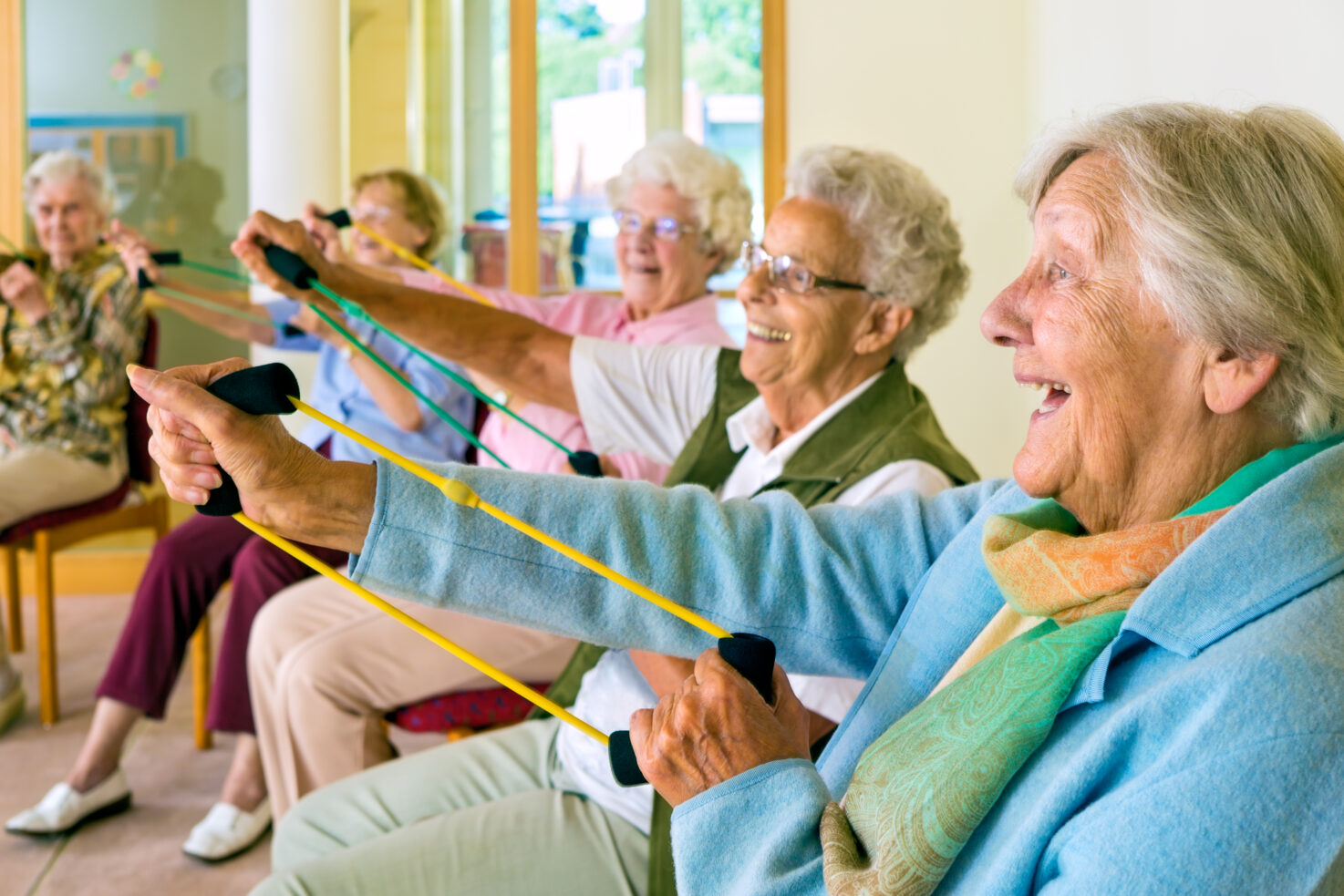 Benefits of Exercising for Seniors