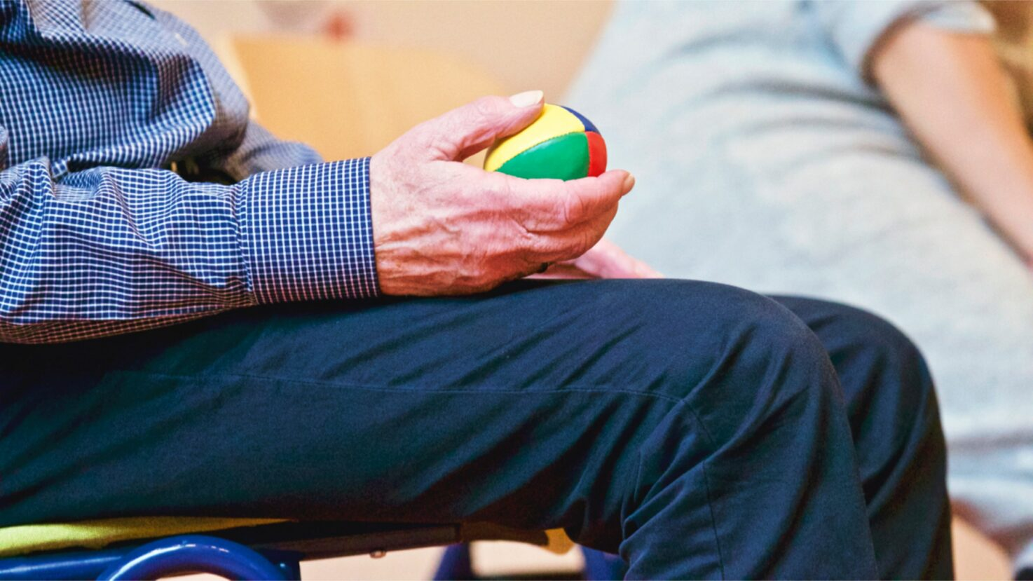 Occupational Therapy In Home Care for Seniors – CareAparent