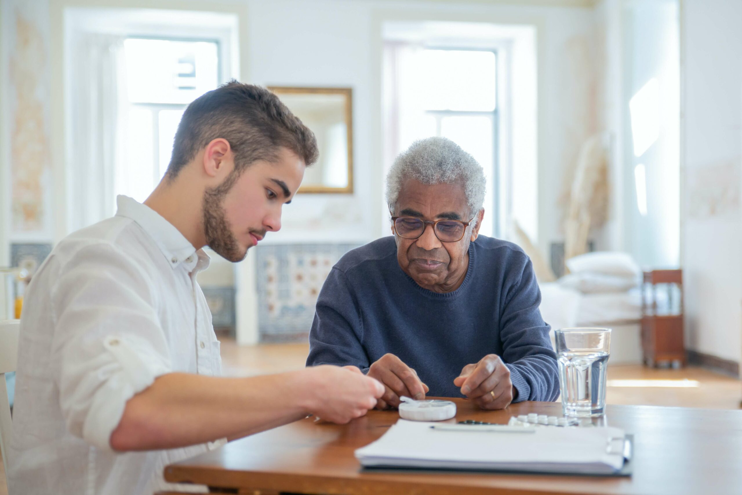 Medication Management In Home Care