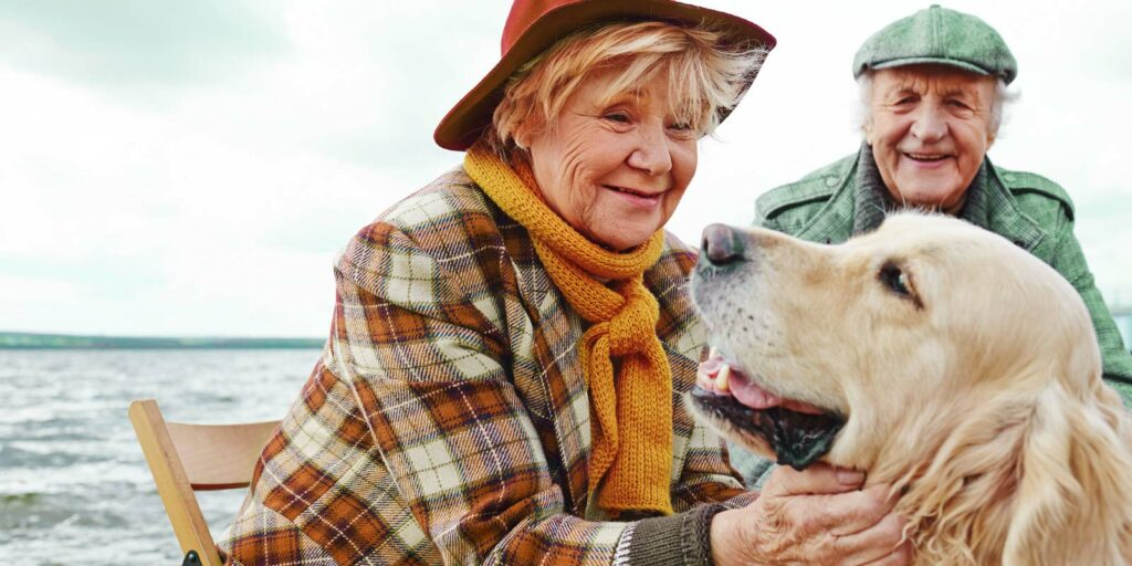 A Guide for Seniors with Pets